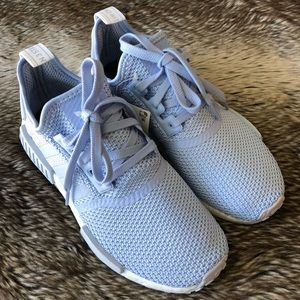Adidas NMD R1 Women's Shoes Blue NWT